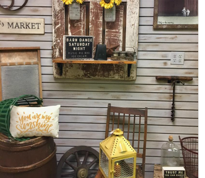 The Rustic PeddlerHome Decor & Gifts443-243-1888 - Welcome !!